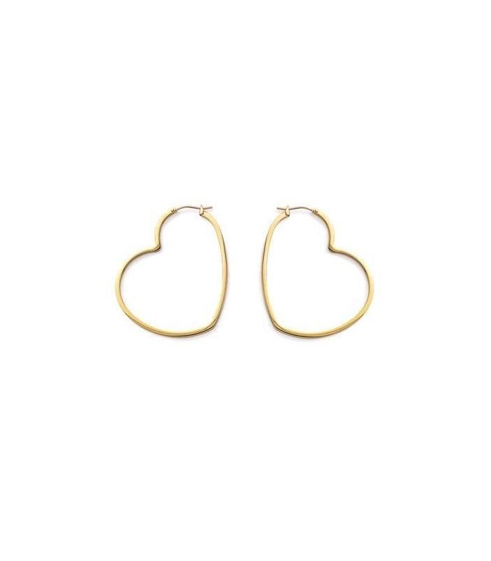 bijoux femme boucle d'oreille en or